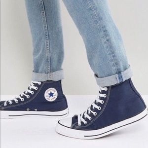 Converse Chuck Taylor High Top Indigo